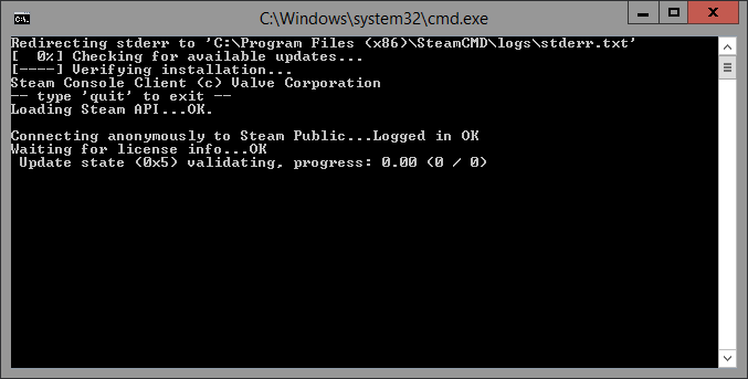 SteamCMD Download
